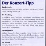 Forte (Konzert-Tipp)